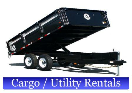Cargo and trailer rentals