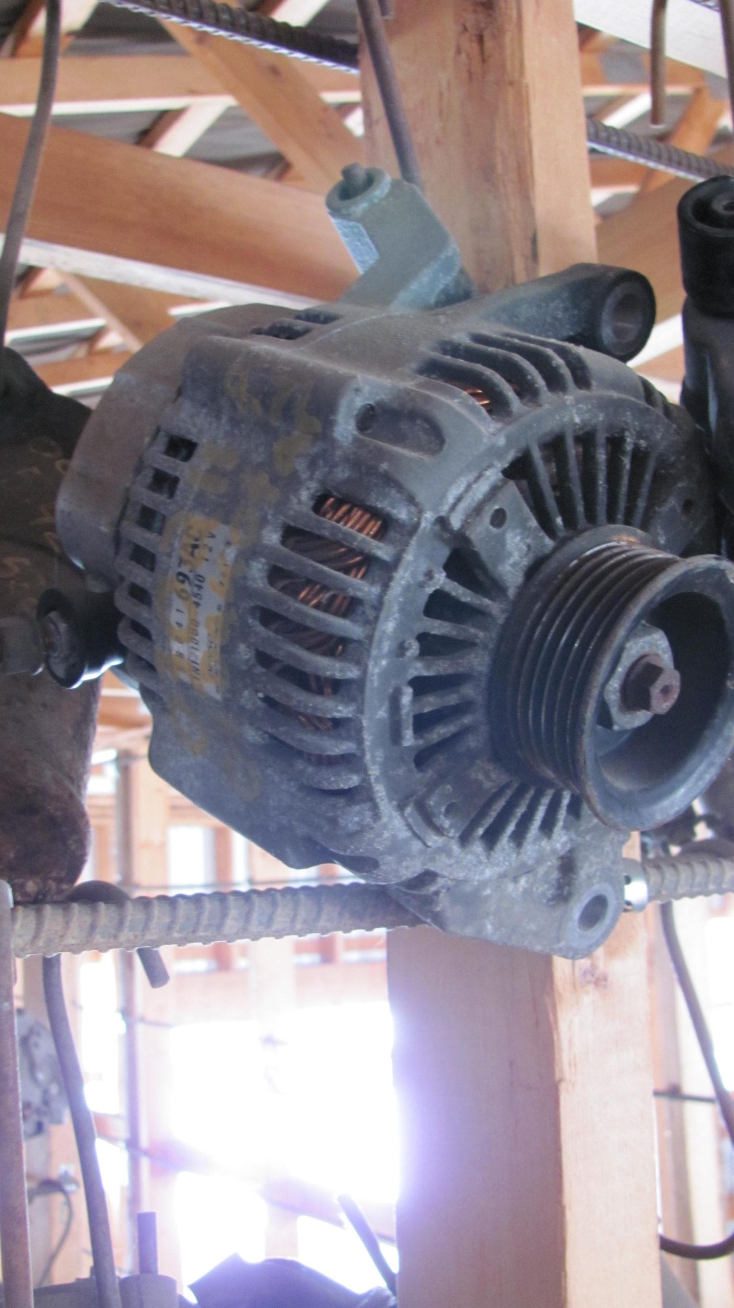 Alternator 2004 Dakota 4.7