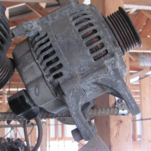 Alternator 1993 Jeep YJ 6cyl