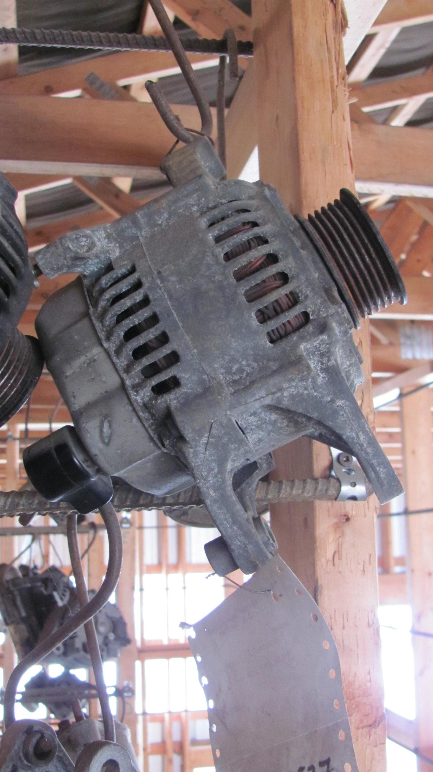 Alternator 1993 Jeep YJ 6cyl