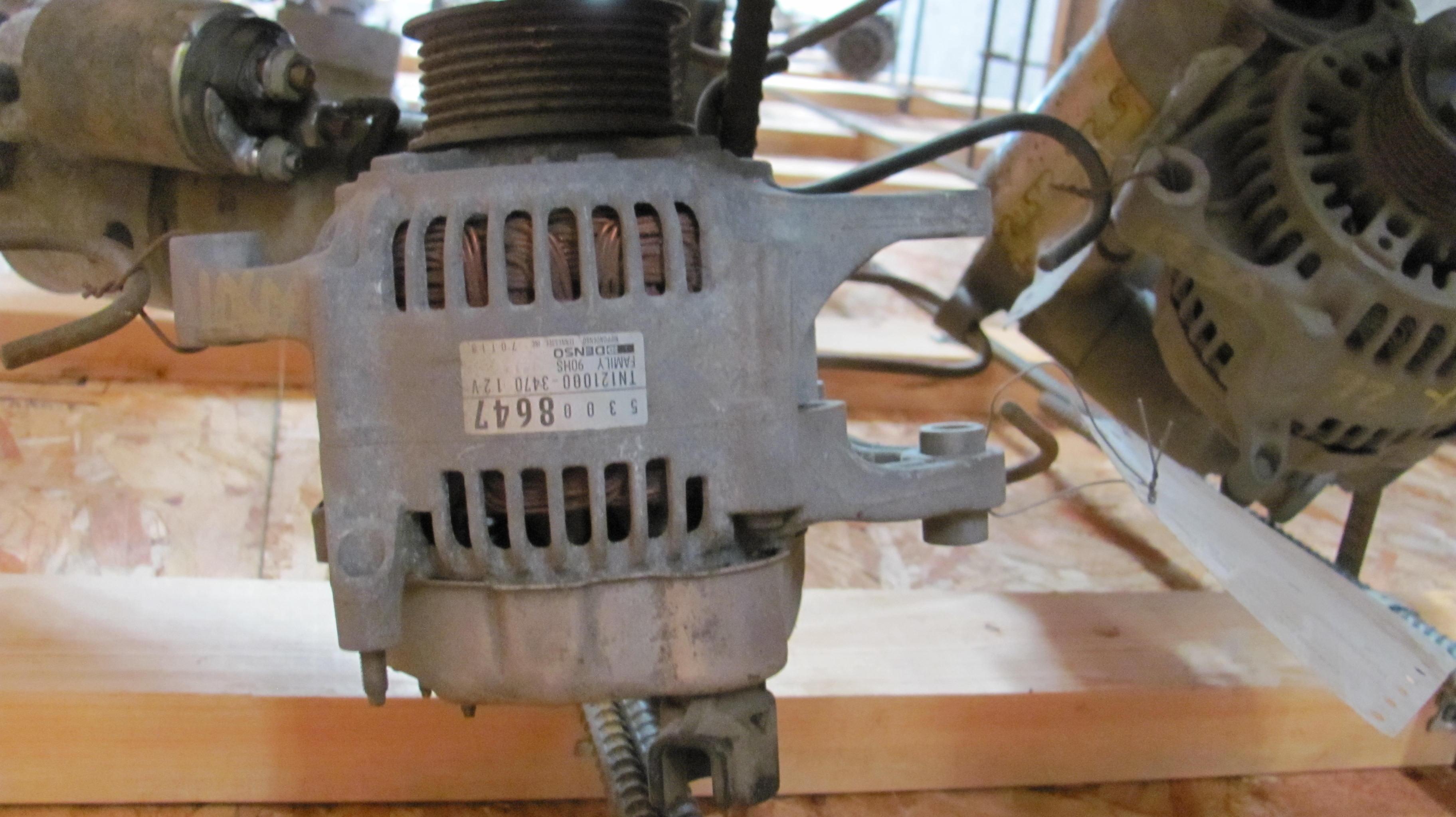 Alternator Jeep 2 5 – YOUR 4X4 SPECIALISTS