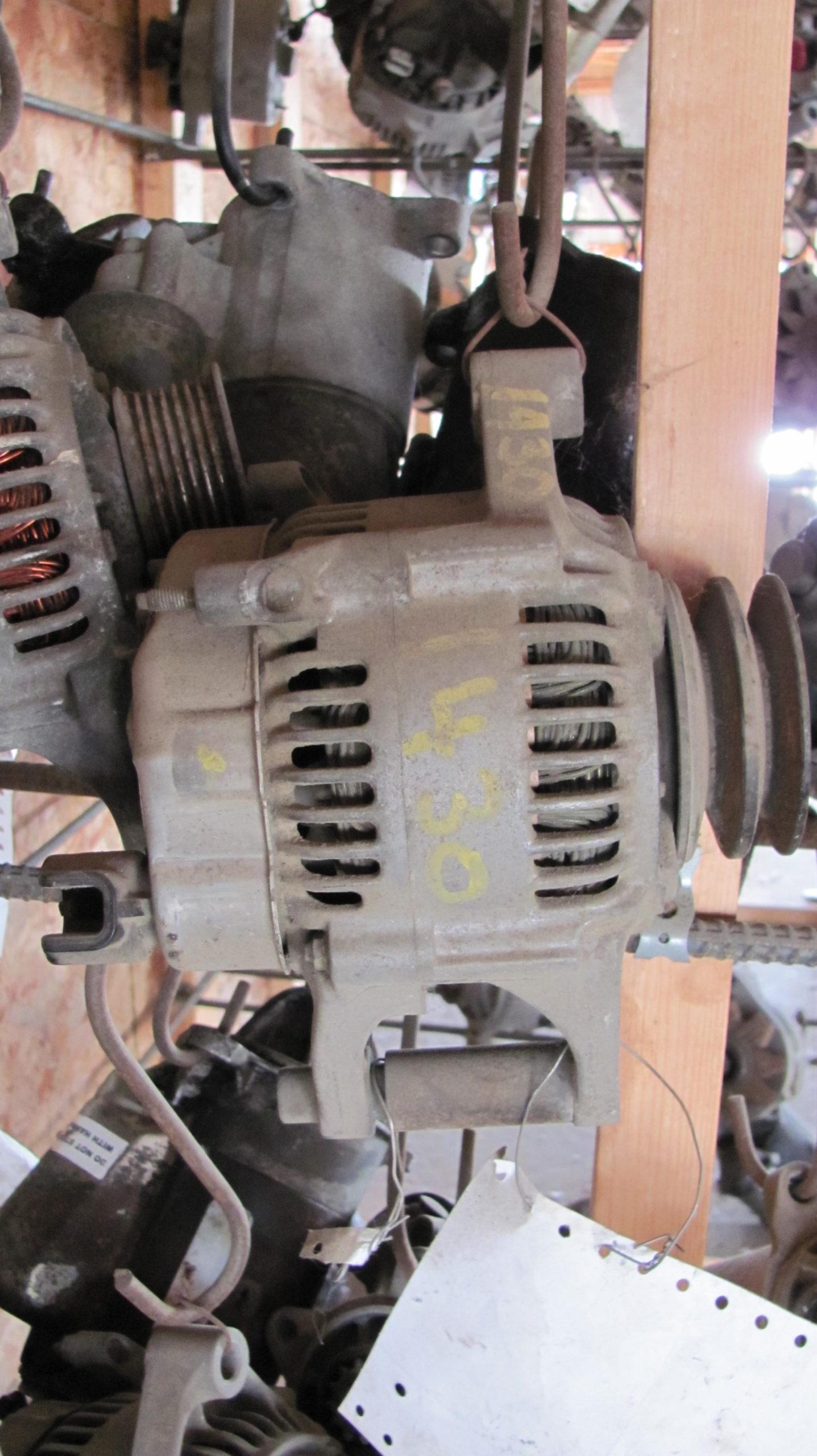 Alternator 1989 Dodge 1500 318