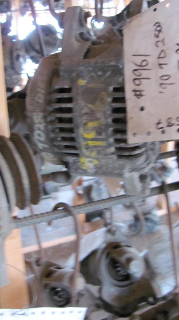 Alternator 1990 Dodge 2500 Diesel