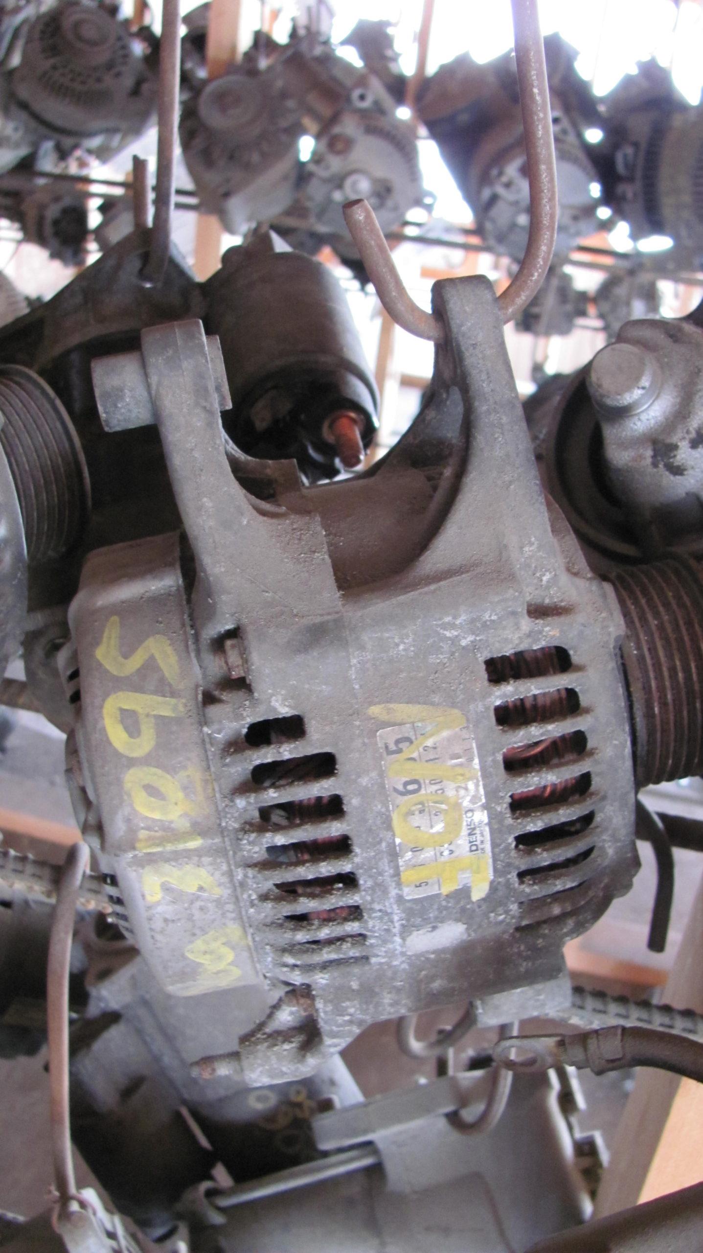 used jeep alternator