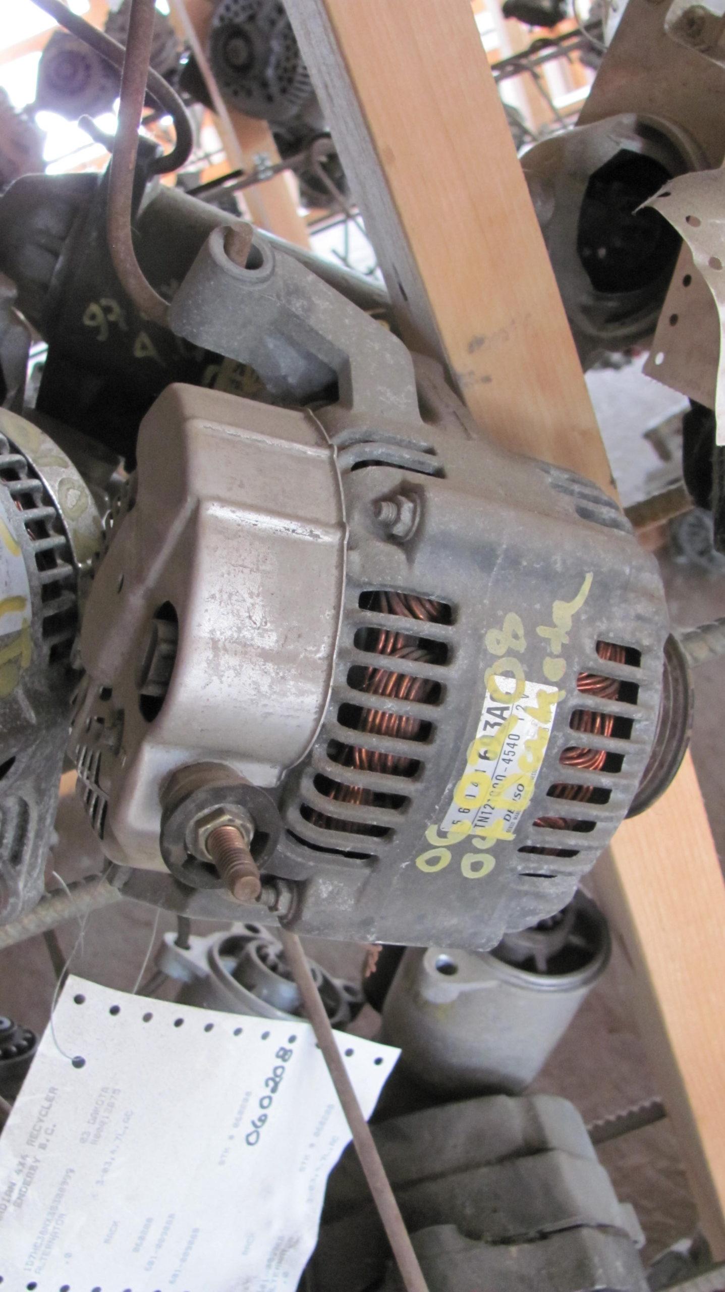 used alternator Dakota