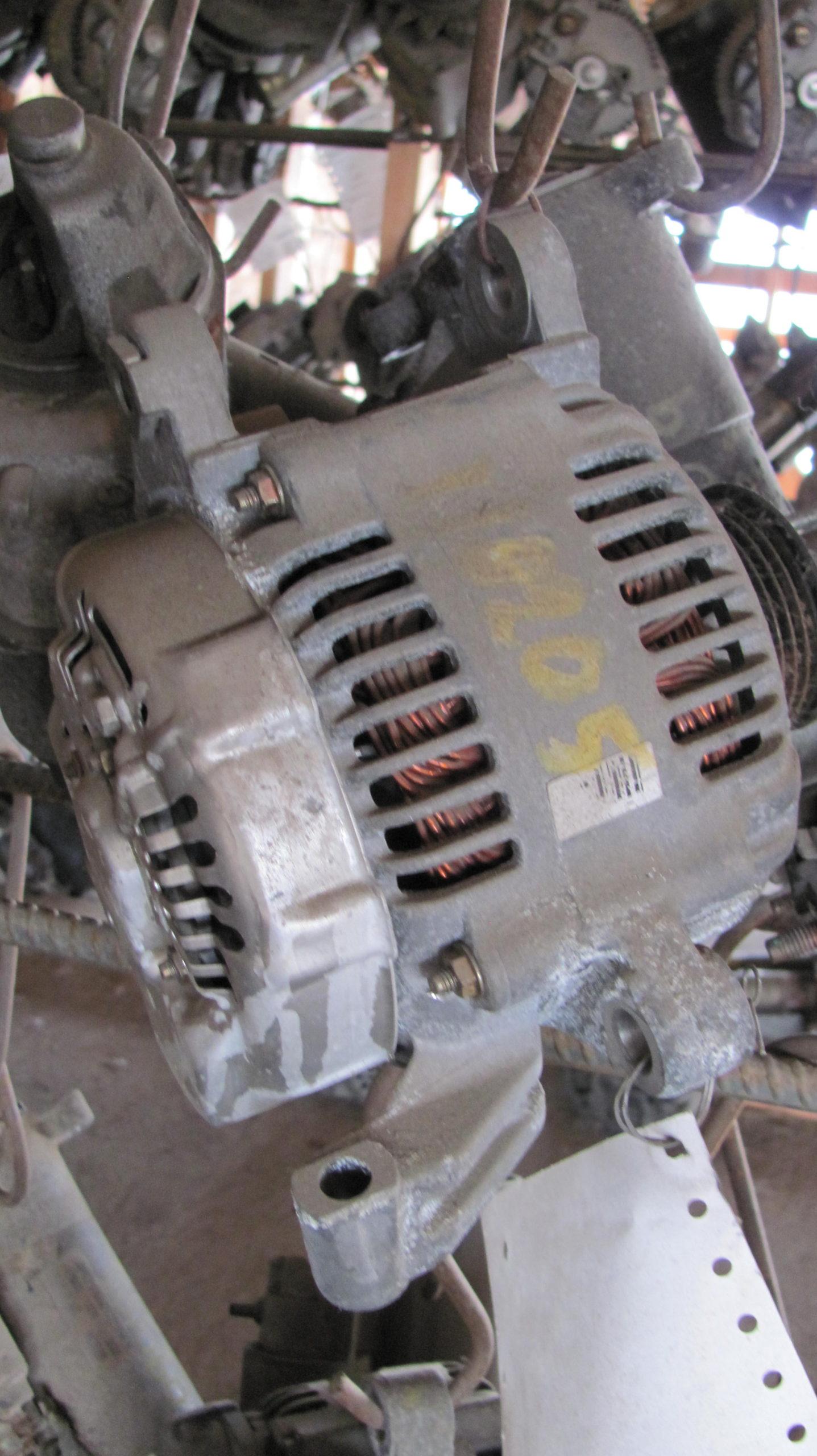 used alternator 2004 Jeep liberty
