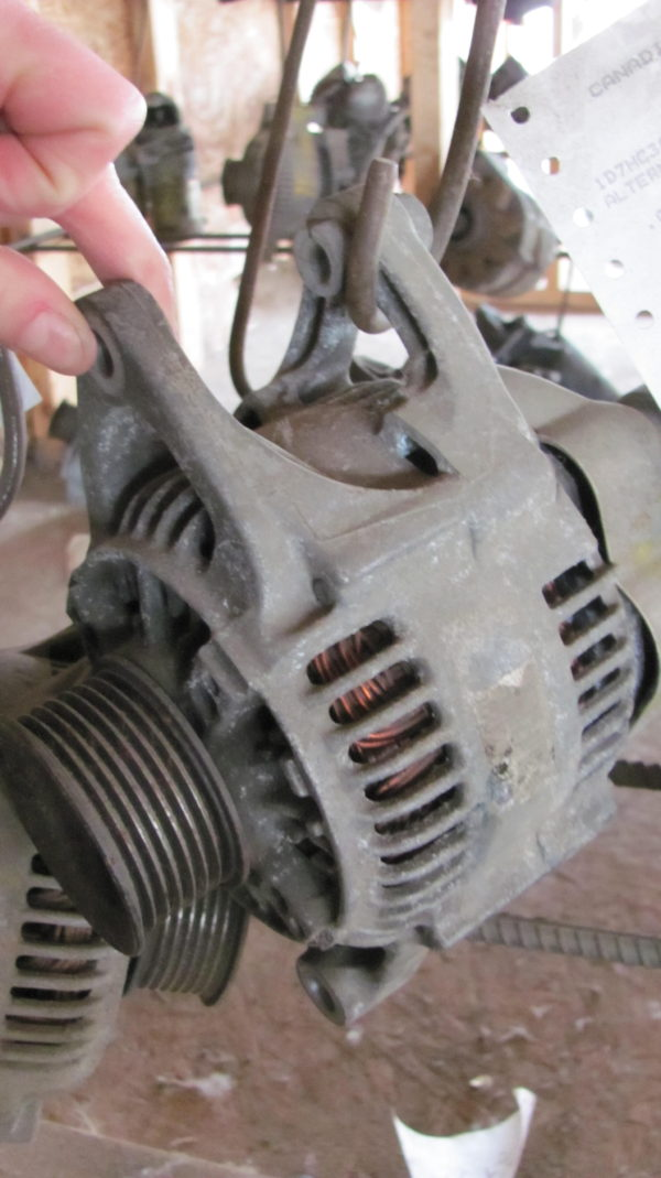 used alternator 1999 dodge