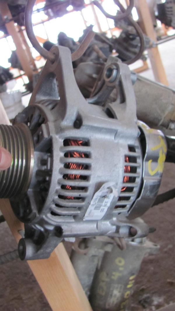 used jeep TJ alternator