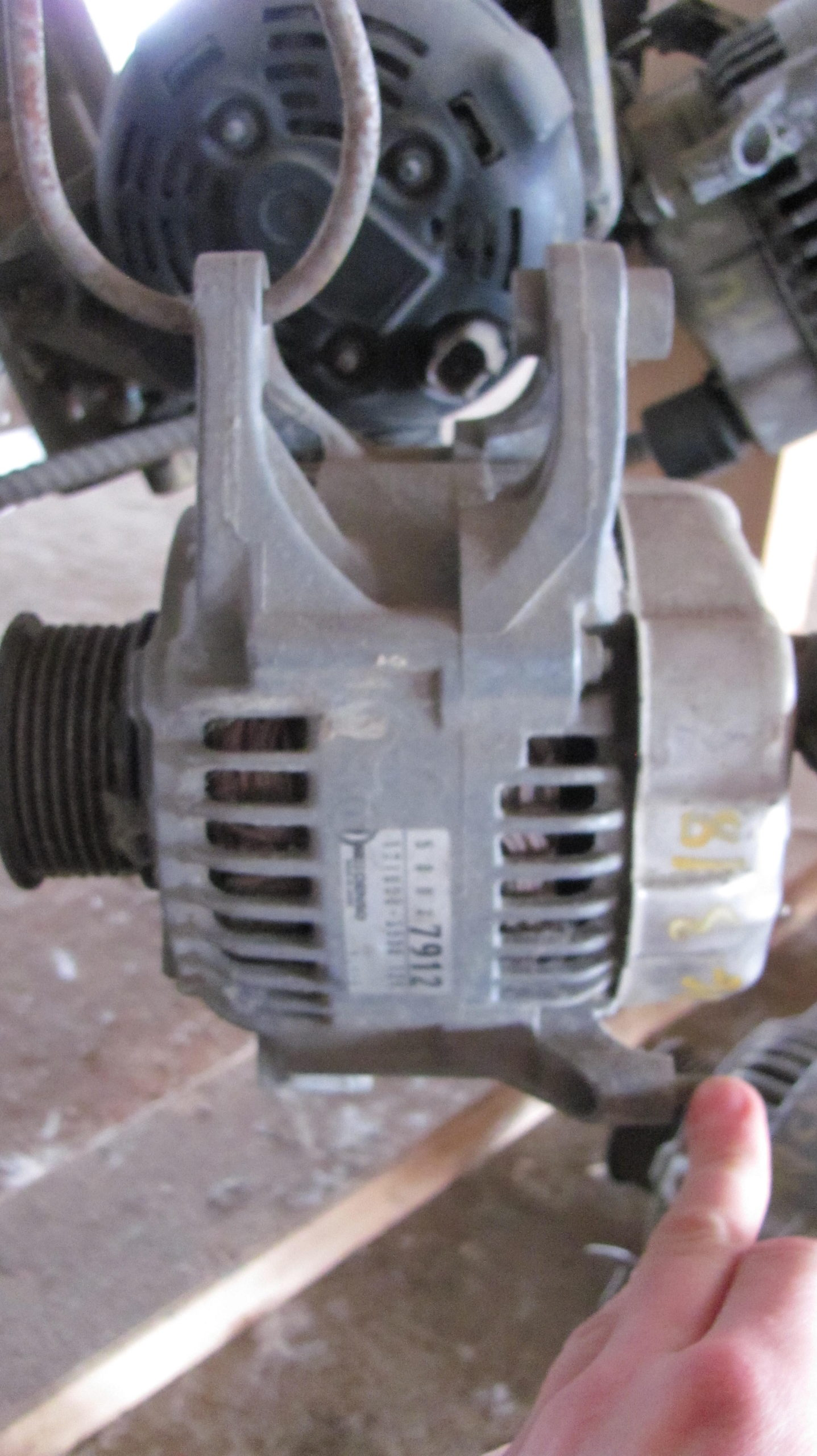 used alternator 1997 dodge