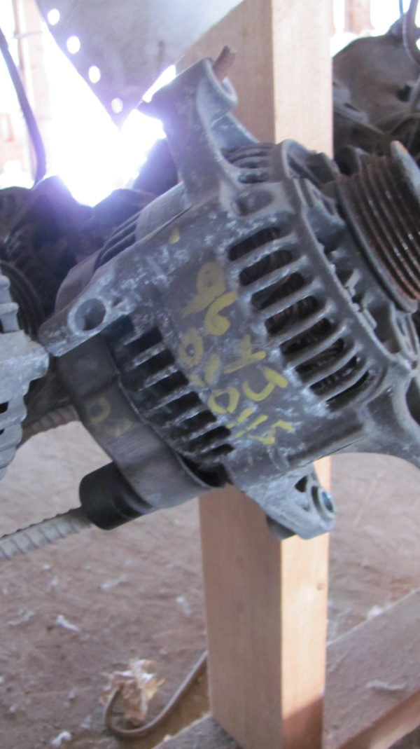 used alternator 1996 YJ