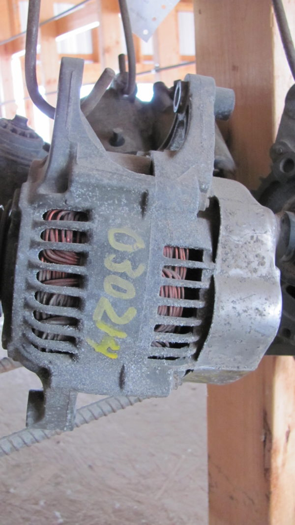 Used Alternator 2002 Jeep TJ