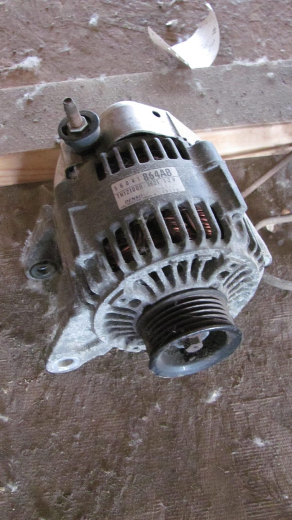 used alternator 2004 Jeep TJ