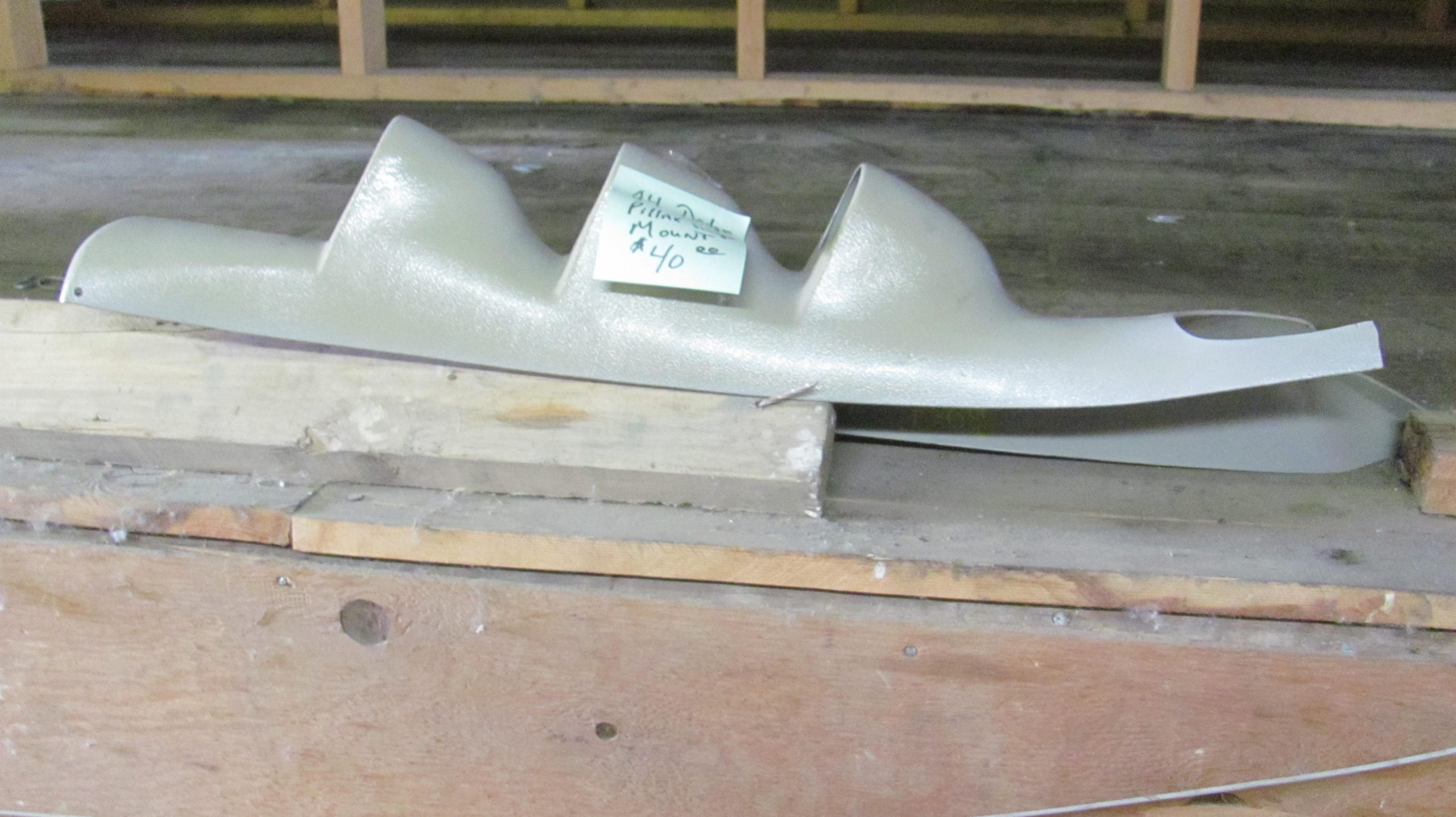 Gauge holder 2004 Dodge