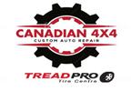 Canadian 4X4 Logo